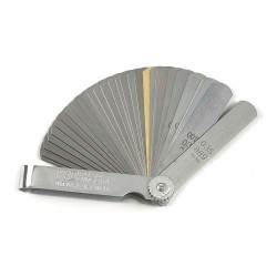 GearWrench - 161D - Feeler Gauge, 32 Blade, 0.0015 to 0.035 In