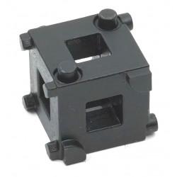 GearWrench - 3163D - 2.5 Carbon Steel Brake Piston Tool