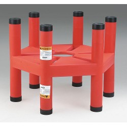 Snyder - 1760001N97602 - Tank Stand, Polyethylene, 53 W x 43 H