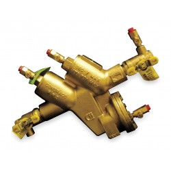Apollo Valves - 4A207A2F - Reduced Pressure Zone Backflow Preventer, Bronze, Apollo 40-200 Series, FNPT Connection