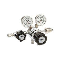 Harris - KH1123 - HP701 Series Specialty Gas Regulator, 0 to 50 psi, 2.125, Med Gas Mix