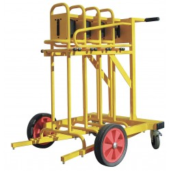 Tensator Portable Safety Barrier System