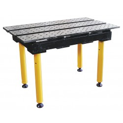 Strong Hand Tools - TMB52238 - Welding Table, 38W, 22D, Cap 1300