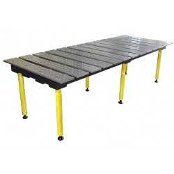 Strong Hand Tools - TMB57846 - Welding Table, 78W, 46D, Cap 4400
