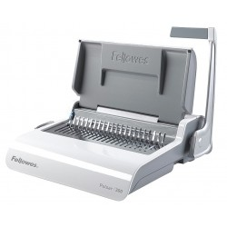 Fellowes - 5006801 - Fellowes Comb Binding Machine, Pulsar Plus