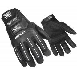 Ringers Gloves - 143-06 - Glove, Impact Resistant, 2XS, Black, PR