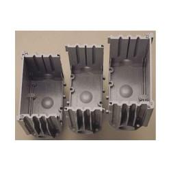 Carlon / Gross Automation - E976RFB - Floor Box, 6 Height, 7-37/64 Length, 3-1/4 Width, 97.4 cu. in. Capacity