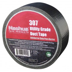 Nashua Tape - 307 - 48mm x 55m Duct Tape, Silver