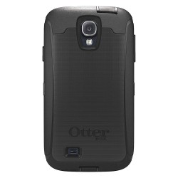 OtterBox - 77-27434P1 - Cell Phone Case, Galaxy S4, Black