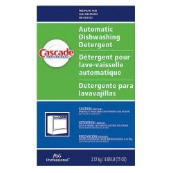 Cascade - 59535 - Powder Dishwashing Detergent, 75 oz. Box, 7 PK
