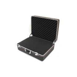 Platt Cases - 241809 - Tool Case, 25x19-1/2x9-3/4, Black