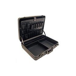 Platt Cases - 805T-C - Tool Case, 18-1/4x15-1/2x7-1/4, Black