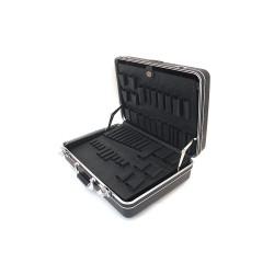 Platt Cases - 926T-CB - Tool Case, 19x14x7, Black