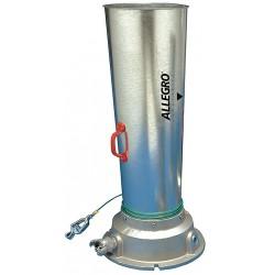 Allegro - 9518-10 - Steel Venturi Style Pneumatic Air Blower wiht 1/2 NPT Inlet Connection