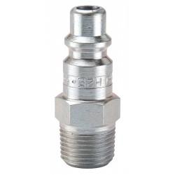 Parker Hannifin - H2F-G - Steel Industrial Coupler Plug