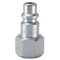 Parker Hannifin - H3E - Steel Industrial Coupler Plug
