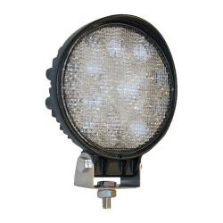 Buyers - 1492114 - Lamp, LED, Round, Flood, Aluminum