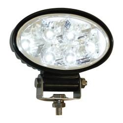 Buyers - 1492113 - Lamp, LED, Oval, Flood, Aluminum