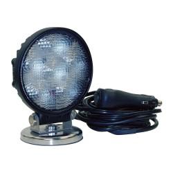 Buyers - 1492130 - Lamp, LED, Round, Flood, Aluminum