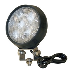 Buyers - 1492112 - Lamp, LED, Round, Flood, Aluminum