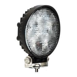 Buyers - 1492215 - Lamp, LED, Round, Spot, Aluminum