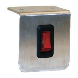 Buyers - 6391001 - Switch Panel, Aluminum