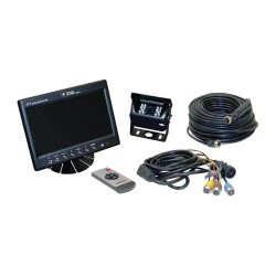 Buyers - 8881200 - Rear View Camera System, 7 in. Monitor