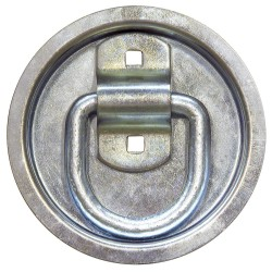 Buyers - B38RP - D-Ring, 1/2 In, 11, 781 lb
