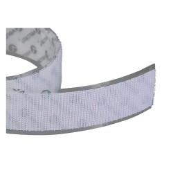 Velcro Industries - 155183 - Hook-Type Reclosable Fastener Strap with Rubber Adhesive, White, 2 x 75 ft., 1EA