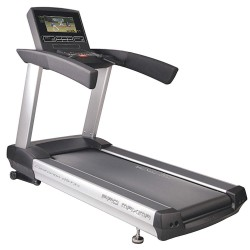 ProMaxima - CV-S23TX - 82 x 36 x 60 Full Commercial Treadmill with 0.5 to 14 mph Speed Range; Includes Integrated TV