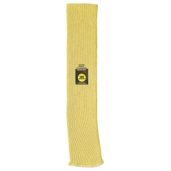 Ansell-Edmont - 70-128 - Cut Resistant Sleeve, 18 in., Yellow