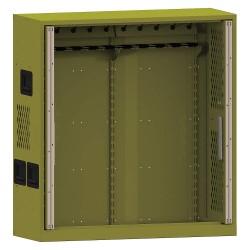 Sentinel - WRL22164502HPAE - Weapon Storage Cabinet, Gray, 45inHx22inW