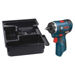 Bosch - PS22BN - Bosch PS22BN 12-Volt Max 1/4-Inch Drill Driver w/ Insert Tray, (Bare-Tool)