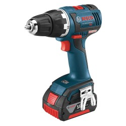 Bosch - DDS182BL - Bosch DDS182BL 18-Volt 1/2-Inch Compact Tough Drill Driver, (Bare-Tool)