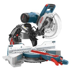 Bosch - CM10GD - 10 Compound Miter Saw, Double Bevel, 4800 No Load RPM, 15.0 Amps