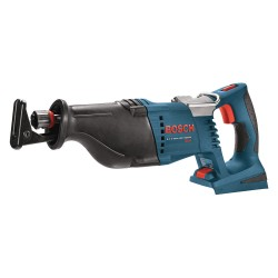 Bosch - 1651B - Cordless Reciprocating Saw Kit, 36.0 Voltage, Adjustable Shoe Design, Bare Tool