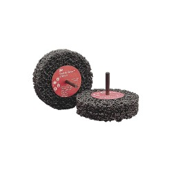 Scotch-Brite - 14780 - 4 Coated Quick Change Disc, Extra Coarse, Silicon Carbide, 1 EA