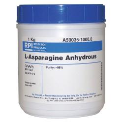RPI - A50035-1000.0 - L-Asparagine, Anhydrous, 1Kg