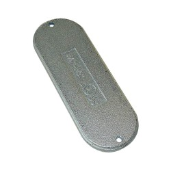 Power First - 30UG85 - Conduit Body Cover, 1-1/4, 1-1/2 Hub Size, For Use With Appleton Form 35
