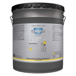 Sprayon - S71105000 - Multipurpose Lubricant, 5 gal. Container Size, 5 gal. Net Weight