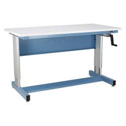 IAC Industries - QS-1005802-D - QS 930 30DX 60L HC ADJ HGT STD SKY BLUE (Each)