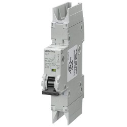 Siemens - 5SJ41038HG42 - Miniature Circuit Breaker, 3 Amps, D Curve Type, Number of Poles: 1