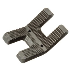 RIDGID - 41140 - Ridgid 1/2' - 8' Pipe Vise Jaw (For Use With BC-610 And BC-810 Chain Vise), ( Each )