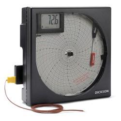 Dickson - KT8P2NIST - Temperature Chart Recorder, NIST