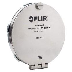 FLIR Systems - IRW-4S - Infrared (IR) Window, PIRma-Lock, Stainless Steel, 89 mm, IP67, NEMA 2, 4