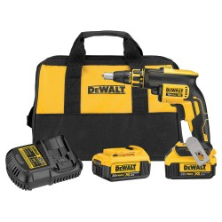 Dewalt - DCF620M2 - DeWALT DCF620M2 20V MAX XR Brushless Li-Ion Drywall Screwgun