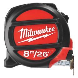 Milwaukee Electric Tool - 48225130 - Milwaukee 48225130 Magnetic Tape Measure, 30'
