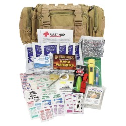 PhysiciansCare - 90454 - Survival Kit, Tan, 6inHx5inLx12inW