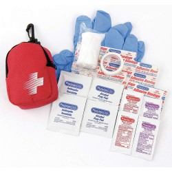 PhysiciansCare - 3022 - First Aid Kit, Kit, Fabric Case Material, General Purpose, 1 People Served Per Kit