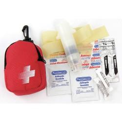 PhysiciansCare - 3027 - Snake Bite Kit, Red, 3-1/2inHx2-1/2inW